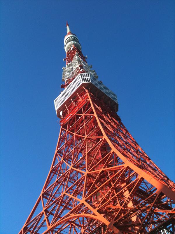 東京タワー周辺スポットからの撮影写真